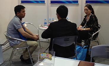 上海庄昊参加2015年第八届上海国际水展