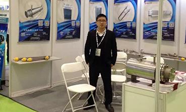 上海庄昊参加2016年第九届上海国际水展