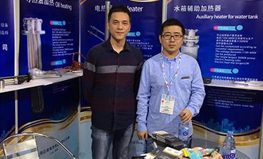 上海庄昊参加2018第十一届上海国际水展