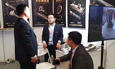 热烈祝贺公司参加第二十届中国环博会取得圆满成功