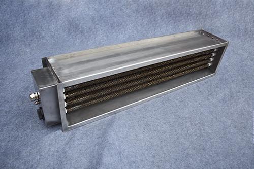 高温风道加热器