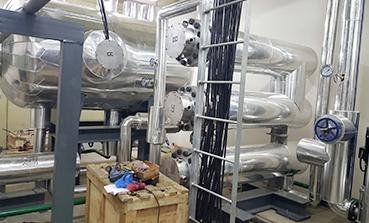 交通大学热水实验机组